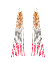 Woolworths fashion tribal earrings