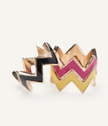 Woolworths fashion tribal rings