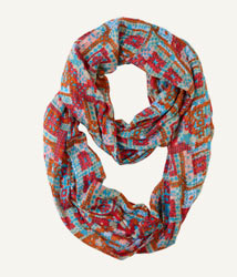 Woolworths fashion tribal snood