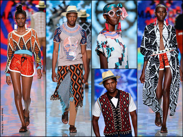 MaXhosa by Ladumas spring summer 2014 range is one amazing range