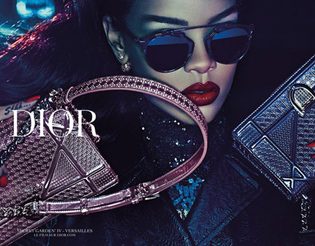 Rihanna Dior Top Billing
