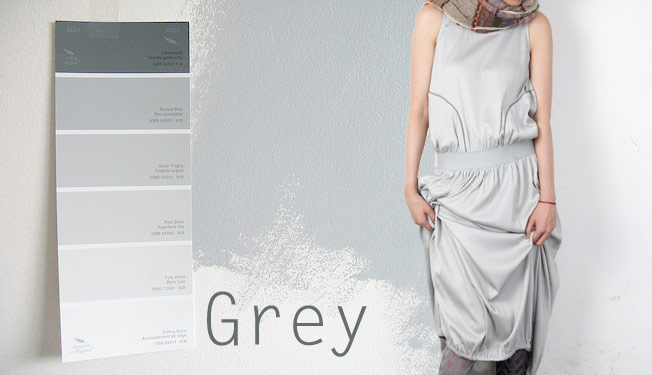 Fashion Tip, grey