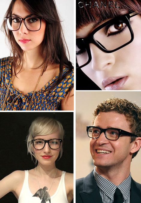Top Billing's Fashion Stylist Alexis Chaffe gives us her weekly fashion tip on wearing over sized glasses frames