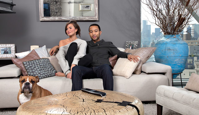 John Legend's home 1