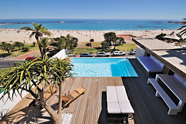 Beautifully Betwixt home in Camps Bay featured in Top Billing magazine