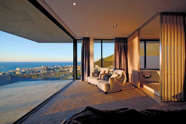 Fresnaye home from the Top Billing magazine archive
