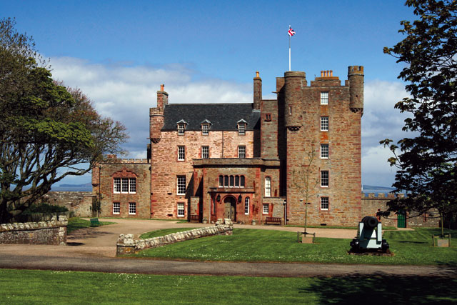 The Castle and Gardens of Mey