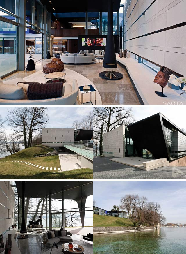 SAOTA Lake House
