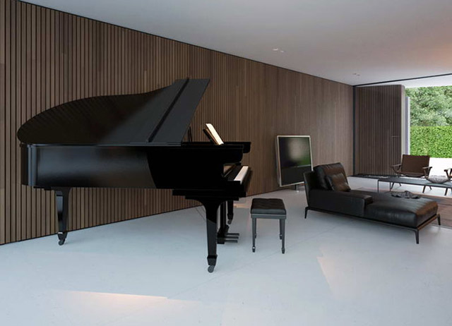 Piano house decor 5