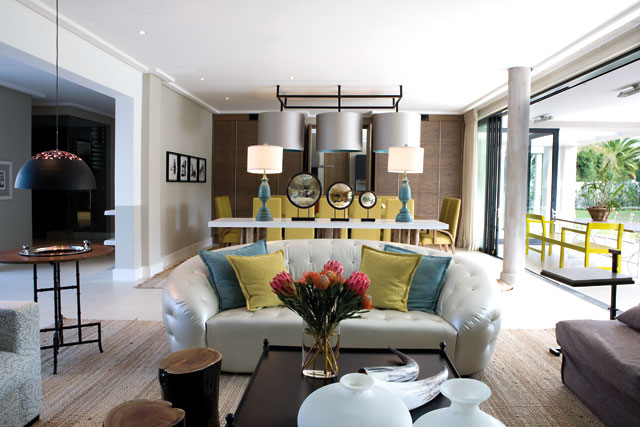 Constantia family home decor