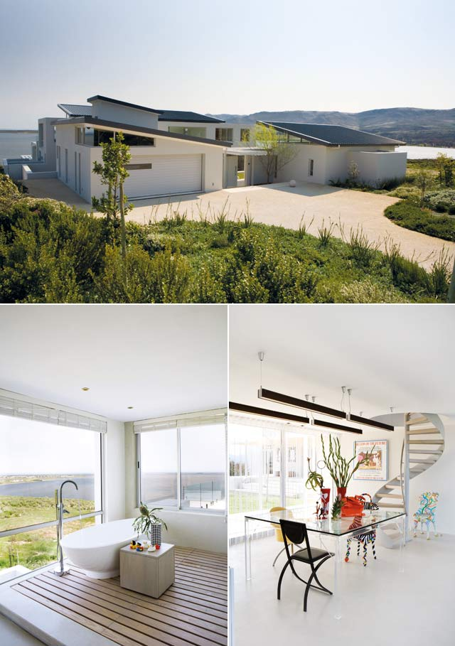 Top Billing featured home in Benguela Cove Hermanus