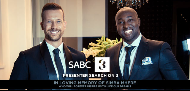 Presenter Search on 3 in memory of Simba Mhere