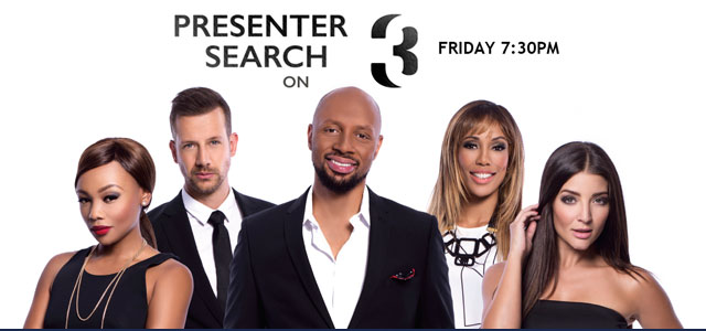 Presenter Search on 3 Friday at 730pm