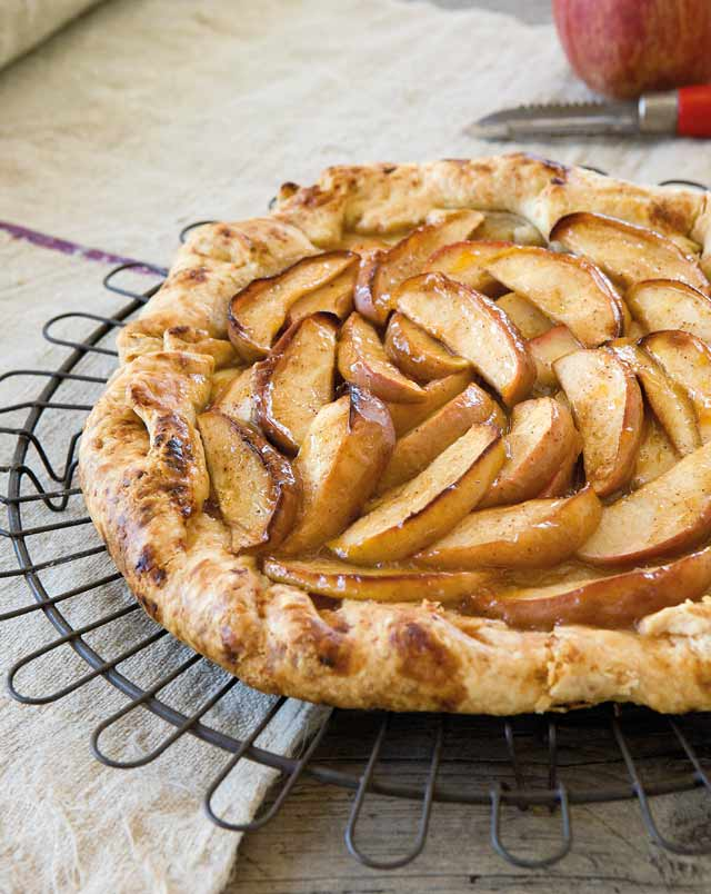 Apple Crostada Recipe