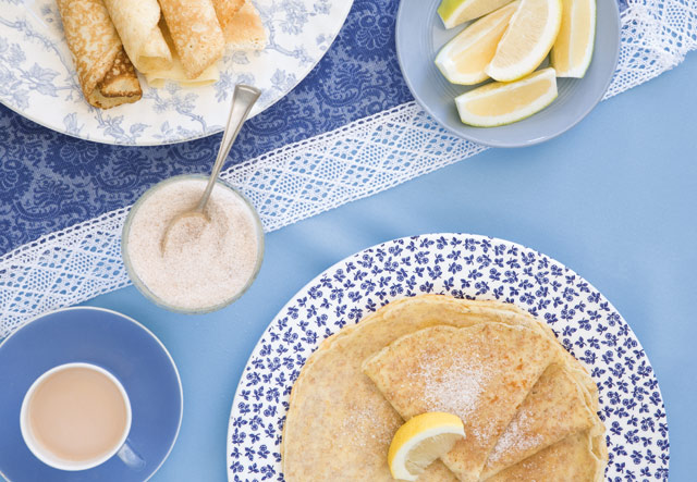 Top Billing's Pancake recipe