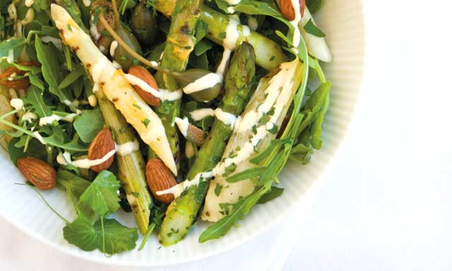 Fennel and Hollandaise salad recipe