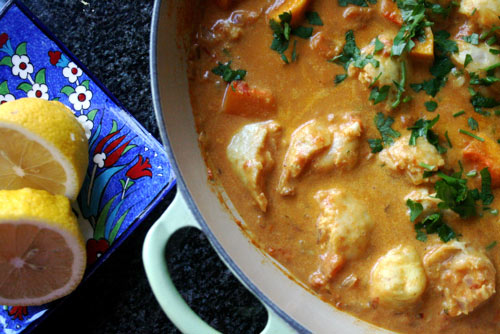 Sarah Graham's fish curry recipe