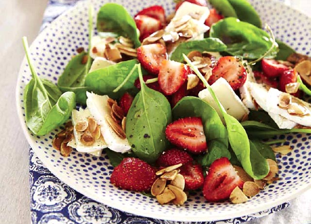 Strawberry Salad 7de Laan