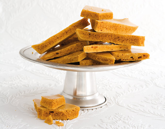 Honeycomb recipe