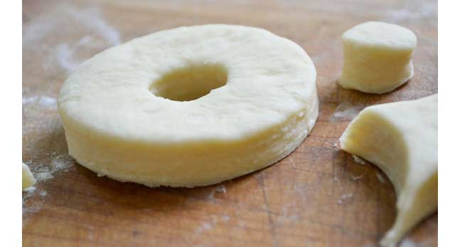 Make your own cronuts