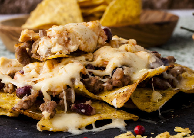 Nachos recipe