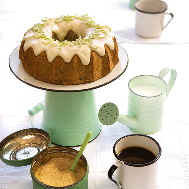 Courgette cake recipe Top Billing