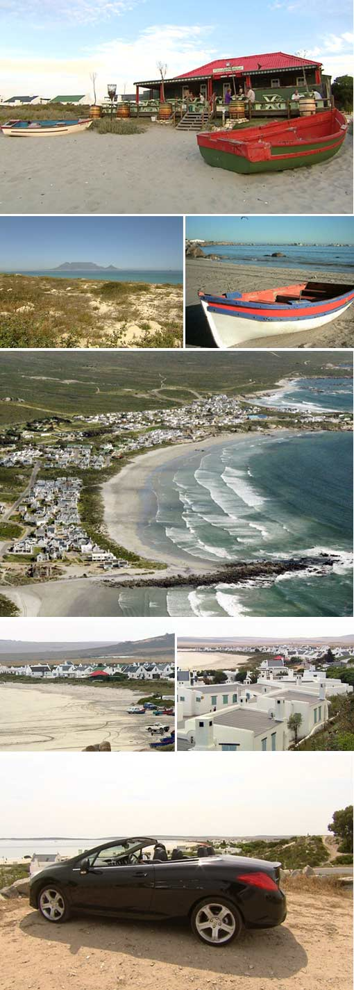 Peugeot Paternoster getaway with Jo-Ann