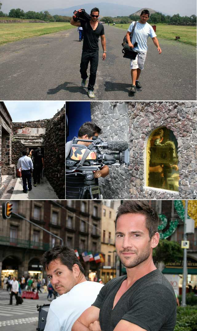 Top Billing joins Janez Vermeiren in his travel adventures around Mexico