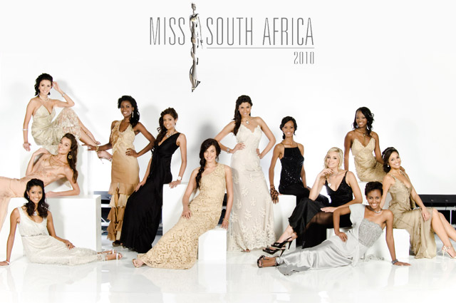 Top Billing goes behind the scenes of Miss SA 2010