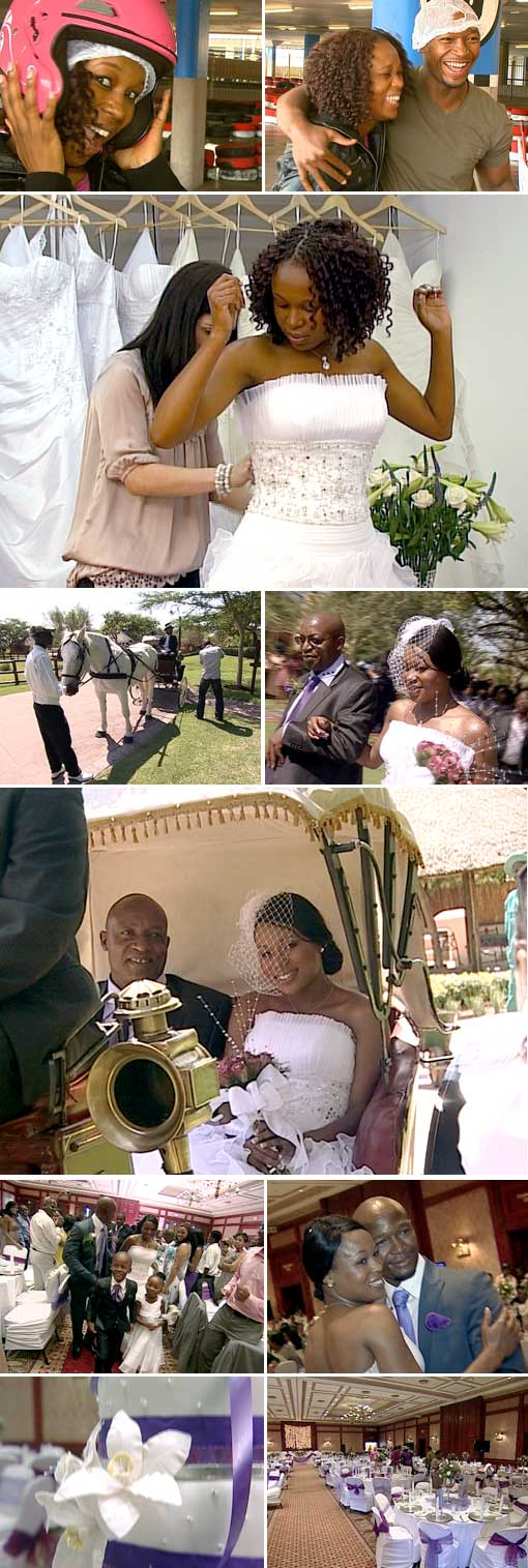 Top Billing attends John Mametsa's big day