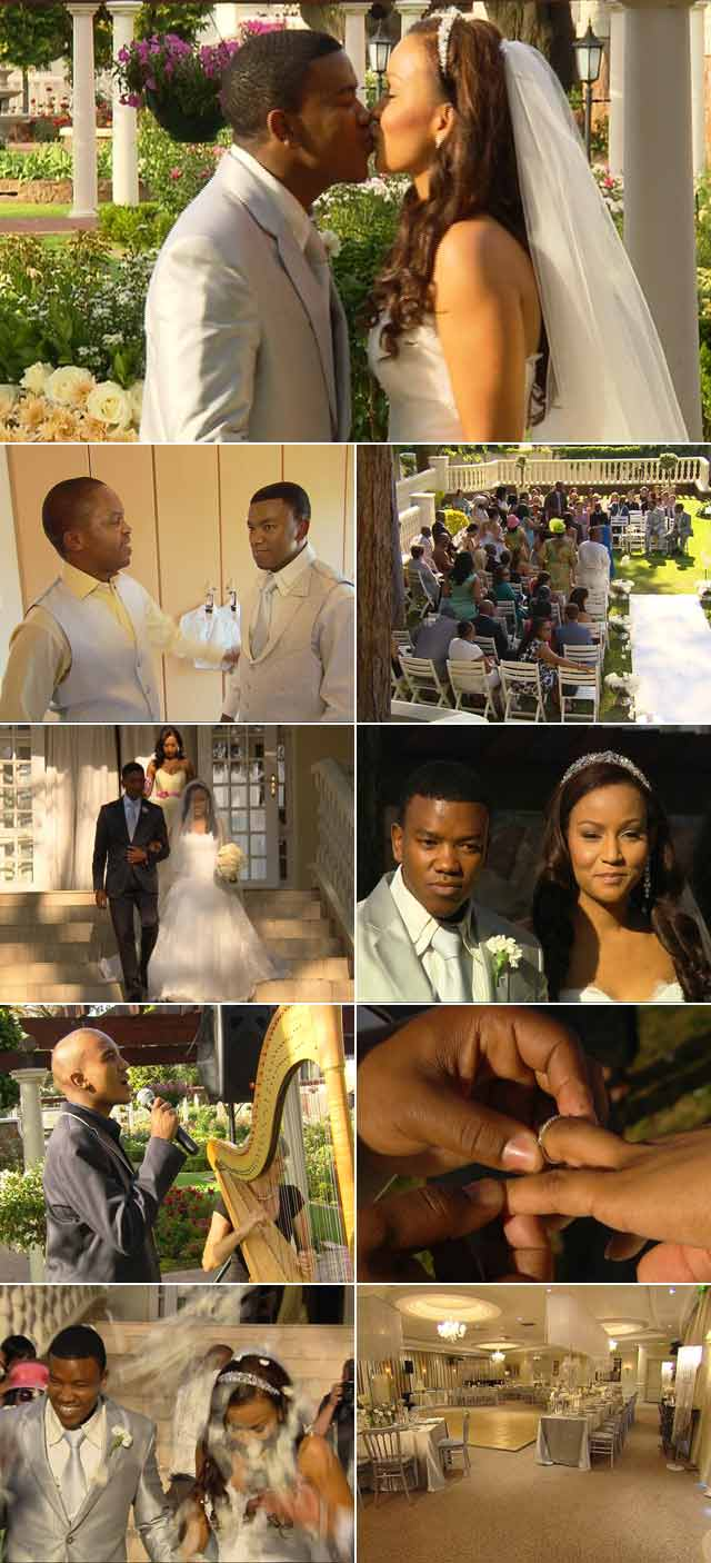 Loyiso Bala's Wedding Day