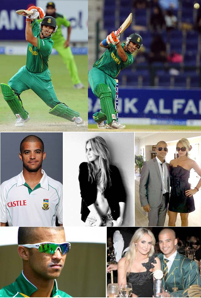 Top Billing spends the day with JP Duminy and his girlfriend Sue Erasmus