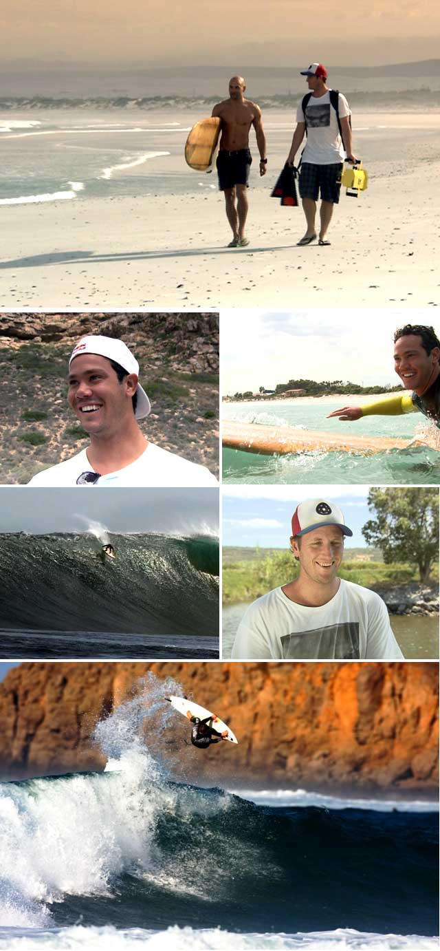 The Africa Project - Surfng in Africa 2