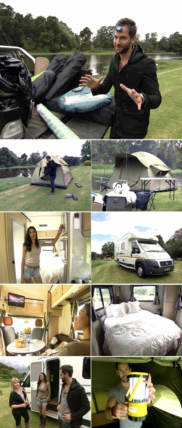 Camping gadgets reviewed on Top Billing