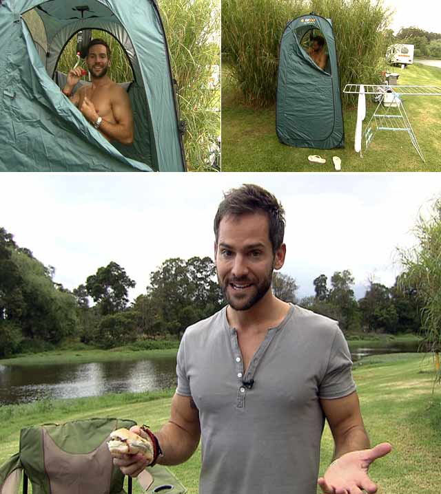Janez reviews best camping gear on Top Billing