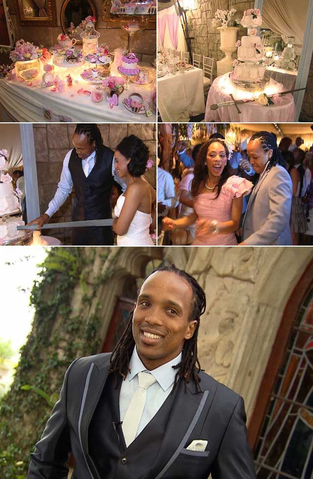 Springbok Odwa Ndungane wedding on Top Billing