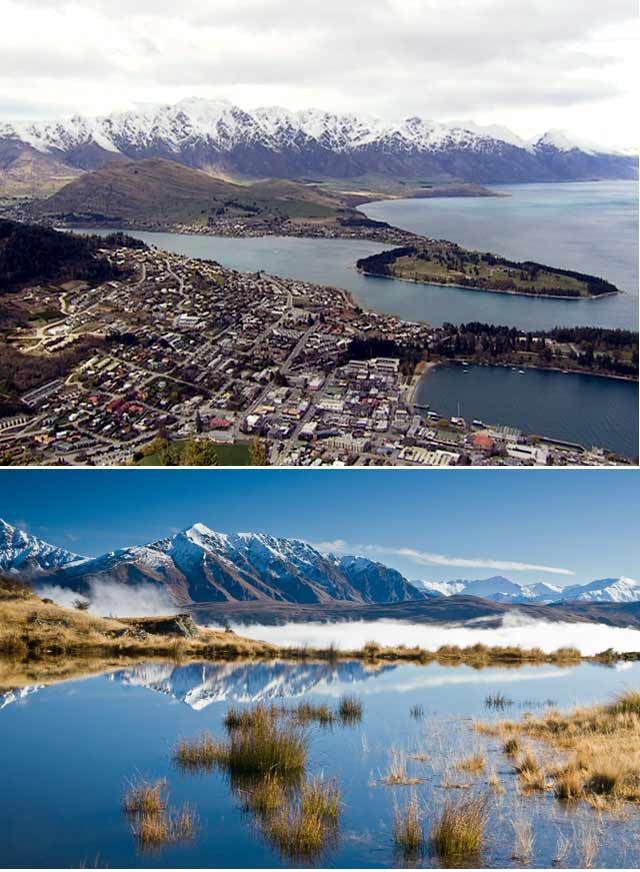 Top Billing travels to Queenstown in New Zeland