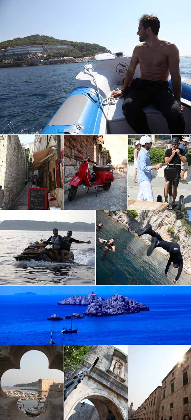 Travels Abroad: Dubrovnik Croatia