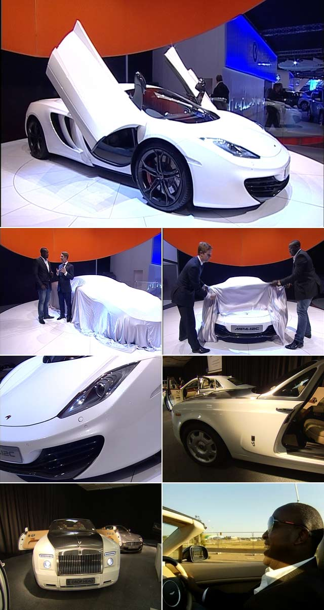 Joburg Motor Show on Top Billing