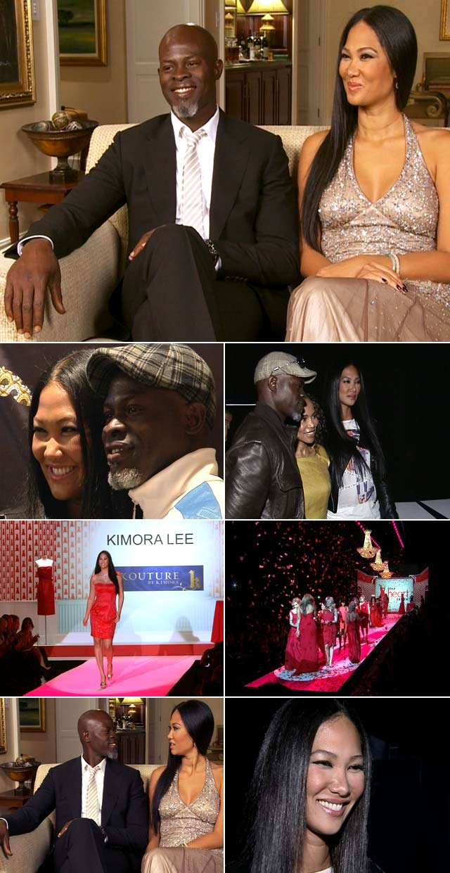 Top Billing interviews Kimora Lee Simmons