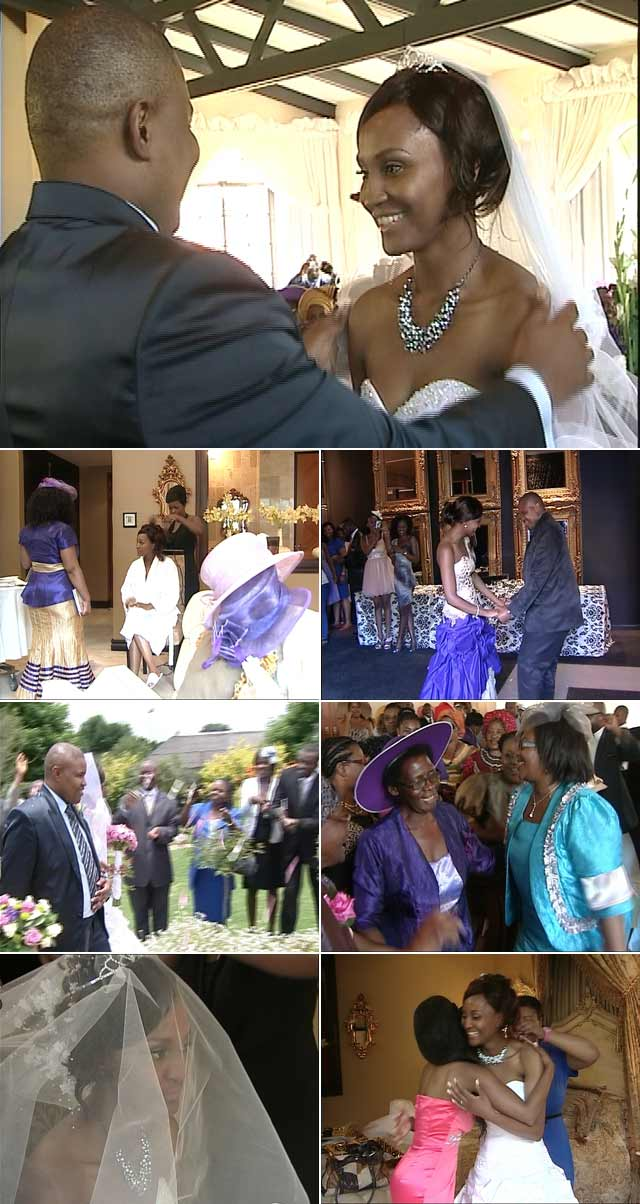 Wedding: Venda Princess and her Xhosa Beau