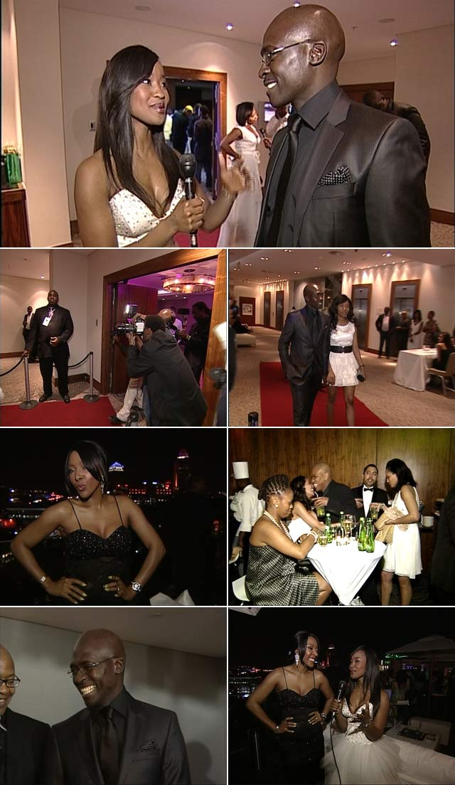 Top Billing attends Minister Malusi Gigaba's 40th birthday