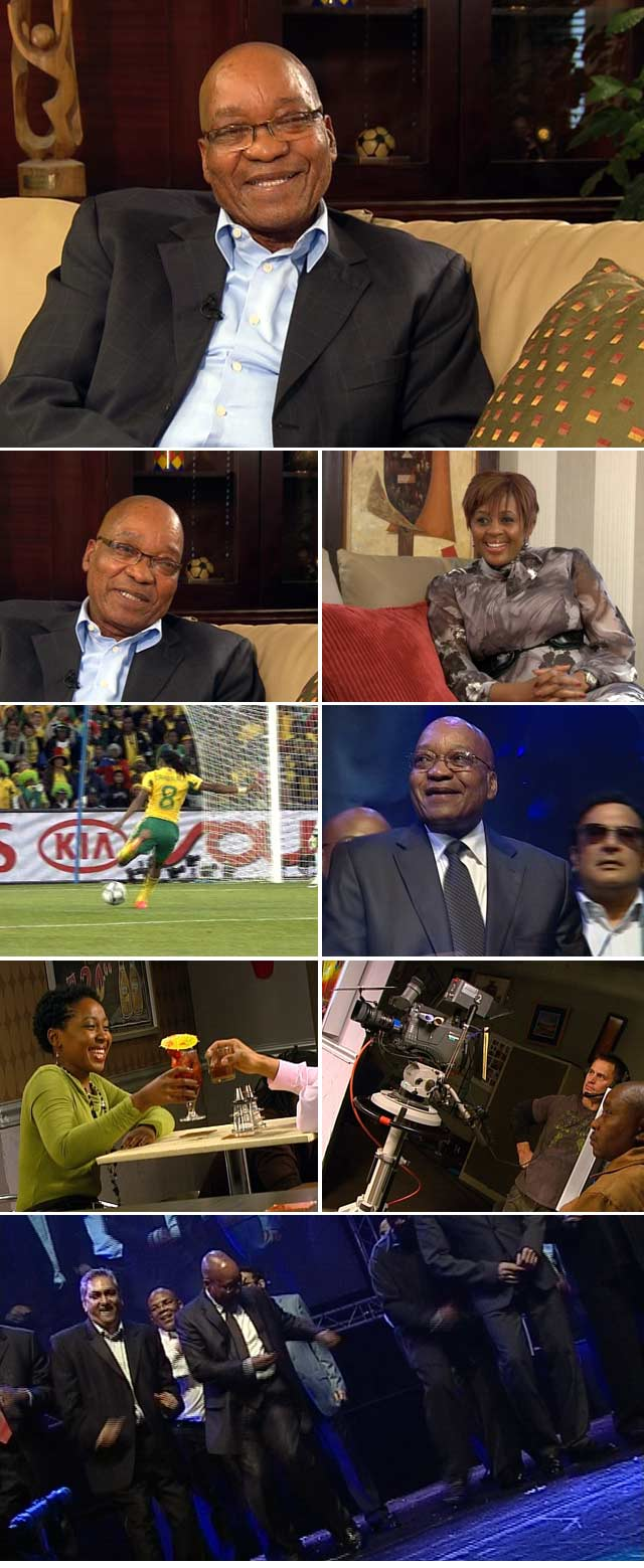 Top Billing Interviews President Jacob Zuma