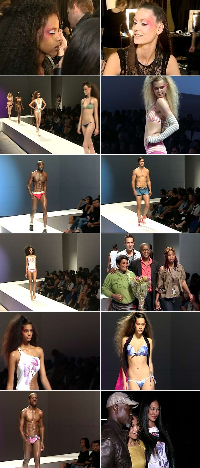 Cape Town Fashion Week featuring Dax Martin and Undacova