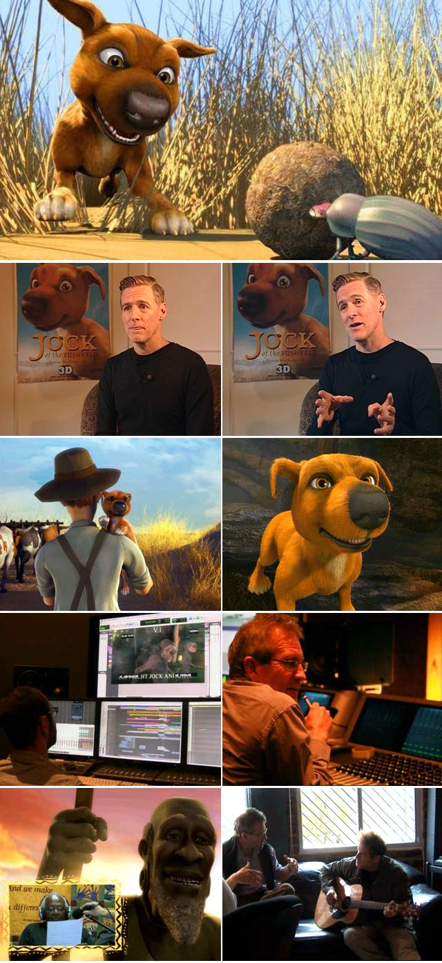 Top Billing interviews Bryan Adams about Jock of the Bushveld
