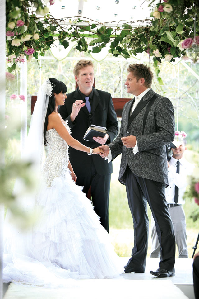 Top Billing features Kurt Darren's wedding