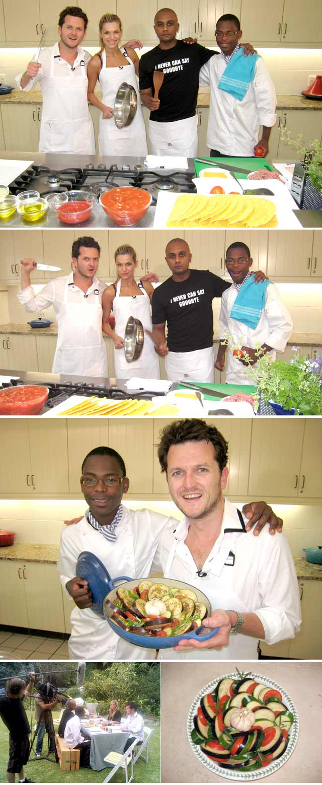 Top Billing cooks up a storm with Seth Rotherham, Nigel Pierce and Adeline Mocke