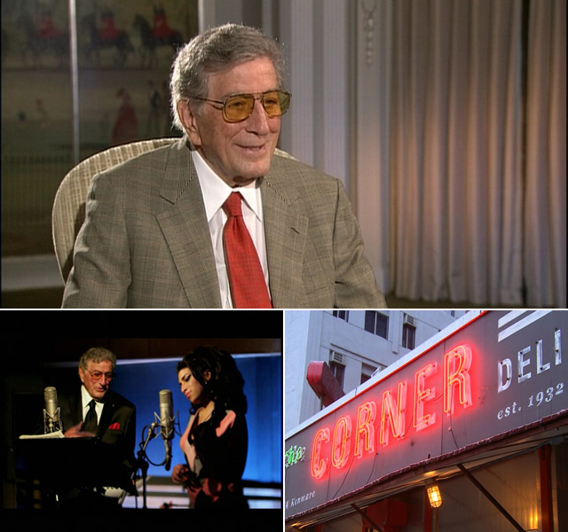 Tony Bennett on Top Billing