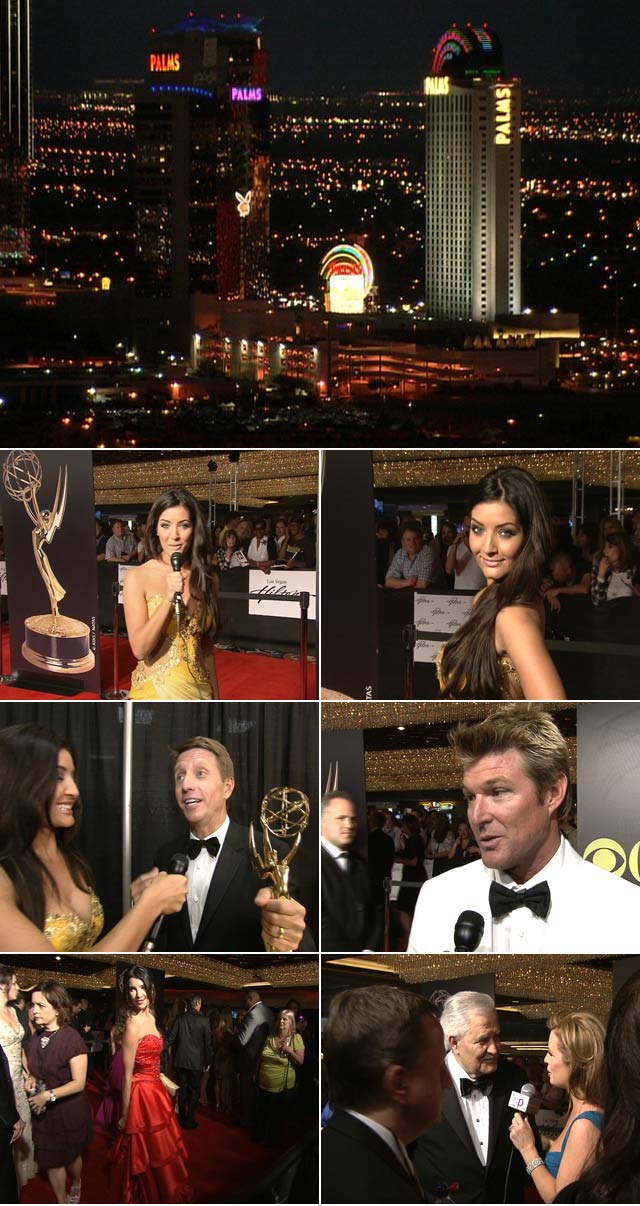 Top Billing attends the 38th Daytime Emmy Awards