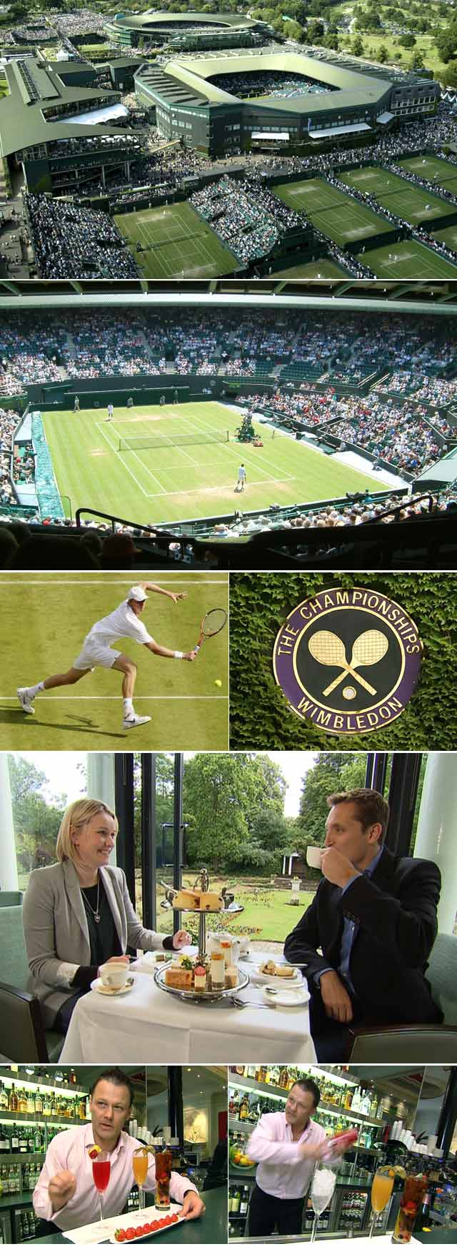 Top Billing interviews Kevin Anderson at Wimbledon